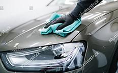 洗車 写真