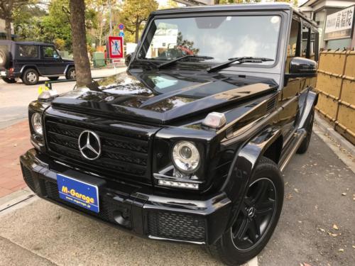 MercedesBenz G550 Desino Manicfacture Edition
